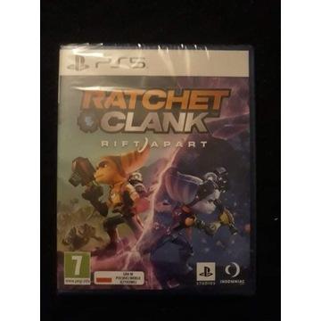 GRA NA PSP 5 Rachet i Clank Rift Apart