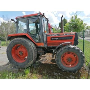 Kubota M7580 traktor