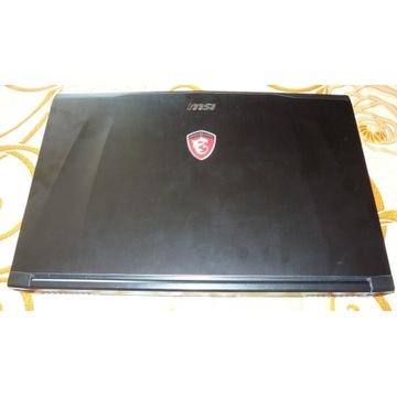 MSI GE62 2QC Apache  1TB SSD  i7  16GB RAM GTX960M