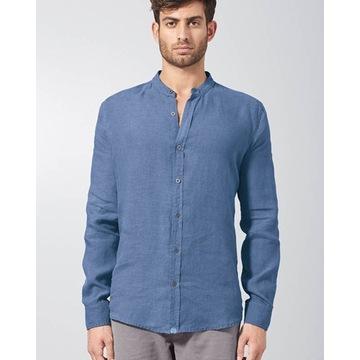 Koszula z włókna konopnego-100%.Natural różne roz