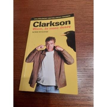 Clarkson wiem, że masz duszę