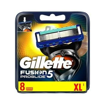GILLETTE FUSION 5 PROGLIDE OSTRZA 8SZT XL