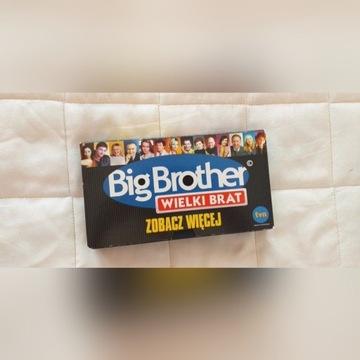 Nowa kaseta VHS BigBrother z pierwszej edycji