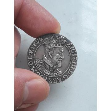 Zygmunt III Waza ort 1618 st. I- menniczy Oryginał