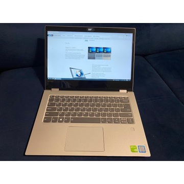 Lenovo Yoga 520-14IKB i5-8250U 8GB 256GB GT940MX