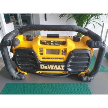 Radio budowlane DeWALT