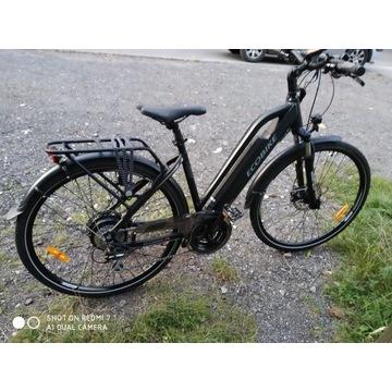 """Rower elektryczny Ecobike S-Cross L 19"""" czarny"""