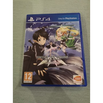 Sword Art Online Lost Song PS4