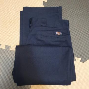 Męskie Dickies spodnie z przyjaznego materiału, lu