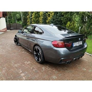 BMW 435 SALON PL (nowy silnik gwarancja)