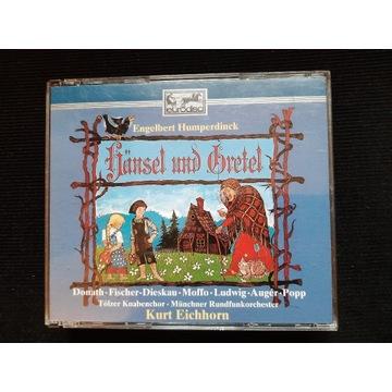 HUMPERDINCK Hansel und Gretel Eichorn Okazja