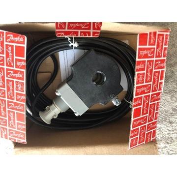 Zawór elektromagnetyczny gaz Danfoss EV250B
