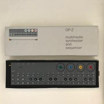 Teenage Engineering OP-Z Syntezator, Sampler