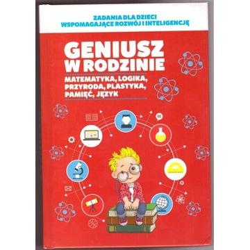 Geniusz w rodzinie - zadania dla dzieci