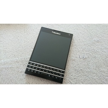 Blackberry Passport Komplet stan bardzo dobry WaWa