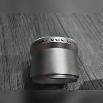 Tulejka redukcja 45 mm > 52 mm Konica Minolta Z