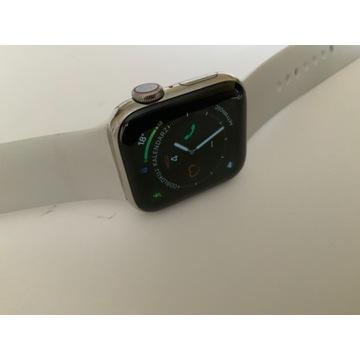 Apple Watch series 5 Stalowy, GPS+Cellular