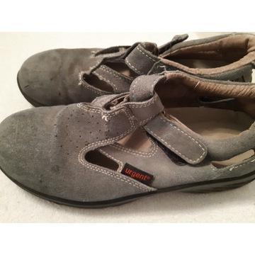 Letnie buty robocze r. 43 stan nowe