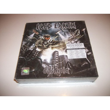 ICED EARTH - DYSTOPIA / BOX DELUXE