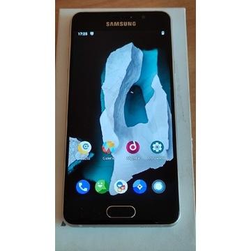Samsung Galaxy A3 2016 ładny stan do naprawy USB