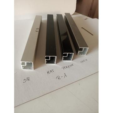 Fronty aluminiowe na wymiar R-1