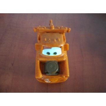 Plastikowa zabawka złomek