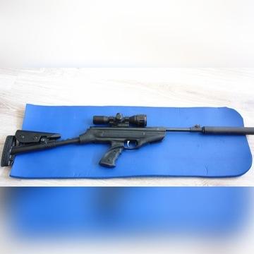 Wiatrówka pistolet Hatsan MOD 25 SUPERTACT VORTEX