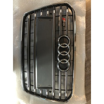 Grill Audi S5 coupe lift 2011-2016 OEM
