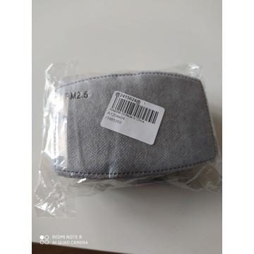 Nowe Filtry  do masek PM 2,5 - standard FF 40 szt.