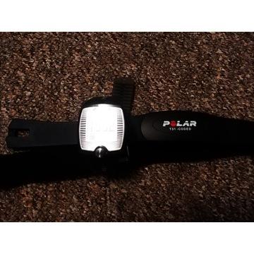 Zegarek Polar z pulsometrem FT1