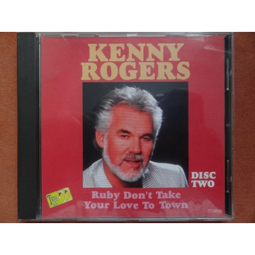 Kenny Rogers - disc two