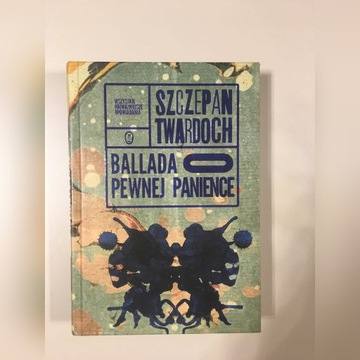 "Szczepan Twardoch ""Ballada o pewnej panience"""