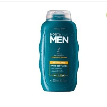 Oriflame North for men żel do mycia ciała 250ml