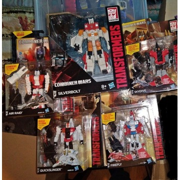 Transformers Combiner Wars Superion Hasbro zestaw