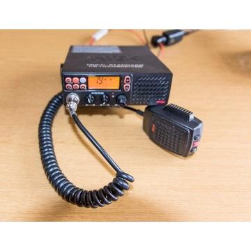 Radio CB Intek 760M Plus i antena Hustler Ic 100