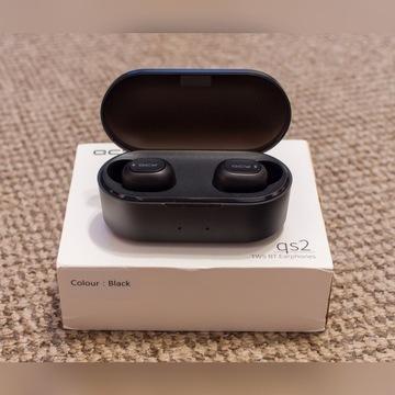 Słuchawki bezprzewodowe Bluetooth QCY QS2 TWS T2C