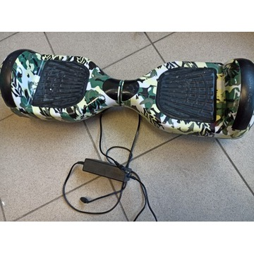 Hoverboard Moro