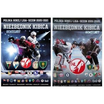 Hokejowy Niezbędnik Kibica 2020/21 + edycja 19/20