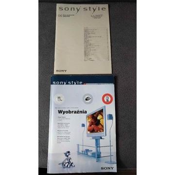 Katalog Sony 2002/2003