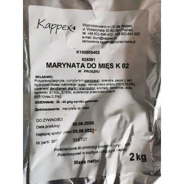 Kappex marynata do mięs K02 - 6kg