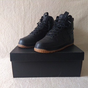 Nike iD Air Force 1 High 45,5 (29,5cm) skóra/wełna