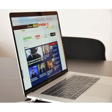 MacBook Pro 15 2018 – i7 6x2.6GHz 32GB 1TB Vega20