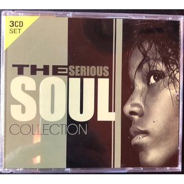 The Serious Soul Collection 3CD BOX
