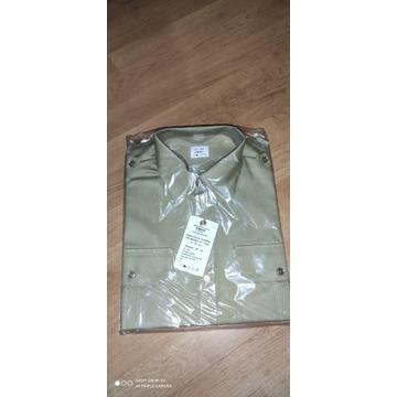 Wyjściowa koszula wojskowa
