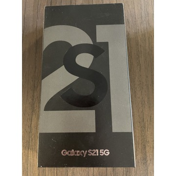 Samsung s21 5G nowy!