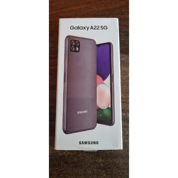Nowy Samsung Galaxy A22 5g z play