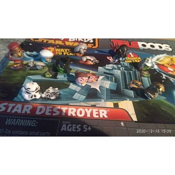 zestaw Star Wars Star Destroyer 10 figurek Hasbro