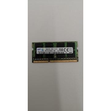 Pamięć RAM do laptopów (SO-DIMM).SAMSUNG 8GB DDR3L