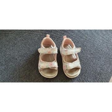 Buty, sandały dziecięce - rozmiar 20