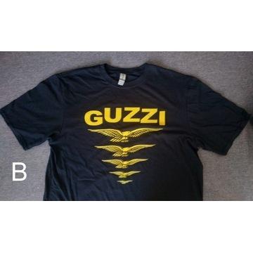 podkoszulek Moto Guzzi  T-shirt dwa wzory